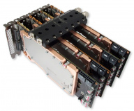 twinConnect kit for GTX 680/590/580/570/480/470/460 and HD 7970/7950/6970, max. 7 graphics cards