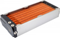 airplex modularity system 280 mm, copper fins, one circuit, stainless steel side panels