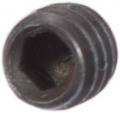 Threaded bolt M3 x 2,5