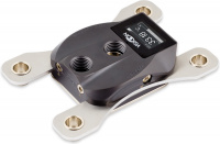 cuplex kryos NEXT VARIO mit VISION AM4/3000/5000, Schiefergrau/Nickel