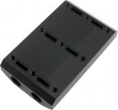 twinConnect für GTX 680/590/580/570/480/470/460 und HD 7970/7950/6970/6870/6850/6790, 5 Slots Breite