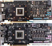 kryographics for GTX 680 acrylic glass edition, nickel plated version