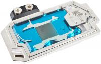 kryographics Hawaii für Radeon R9 290X und 290 acrylic glass edition, vernickelte Ausführung