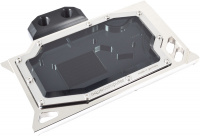 kryographics für GTX Titan Black, grey acrylic glass edition, vernickelte Ausführung
