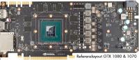 kryographics Pascal für GTX 1080 und 1070 black edition, vernickelte Ausführung