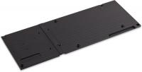 Backplate für kryographics NEXT RTX 2080 Ti / Titan RTX, passiv