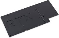 Back plate for kryographics NEXT RTX 3080 Strix / RTX 3090 Strix, passive