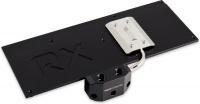Backplate für kryographics NEXT RX 6800 / RX 6900, aktiv XCS