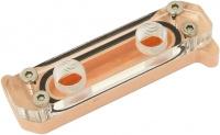 Spannungswandler-Kühler für 790i Mainboards (zwei Nasen) Kupfer-Edition ohne Anschlüsse