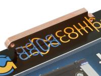 Spannungswandler-Kühler für Gigabyte EX58, EP45 und P35 Serie G1/4