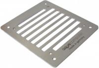 Einbaublende für 80 mm-Lüfter und Radiatoren