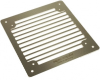 Mounting plate stainless steel for airplex radical / XT / evo 120