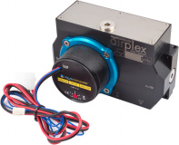 airplex modularity system 140 mm, Alu-Lamellen, D5 Pumpe, Edelstahl-Seitenteile