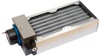 airplex modularity system 240 mm, Alu-Lamellen, D5 Pumpe, Edelstahl-Seitenteile