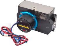 airplex modularity system 360 mm, Alu-Lamellen, D5 Pumpe, Edelstahl-Seitenteile