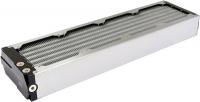 airplex modularity system 480 mm, Alu-Lamellen, ein Kreislauf, Edelstahl-Seitenteile