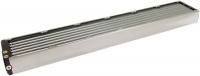 airplex modularity system 840 mm, Alu-Lamellen, ein Kreislauf, Edelstahl-Seitenteile