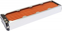 airplex modularity system 480 mm, copper fins, one circuit, stainless steel side panels