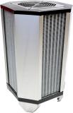 airplex GIGANT 1680 mit aquaero 6 PRO, Aluminium-Lamellen