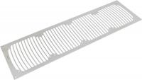 Einbaublende für airplex radical / modularity system 480, Edelstahl gebürstet