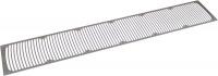 Einbaublende für airplex modularity system 840, Edelstahl gebürstet