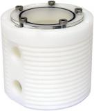 aquatube G1/4 Delrin weiß