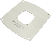 Bezel for filter with stainless steel mesh, 120 mm fan mounting