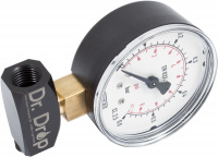 Dr. Drop pressure tester incl. air pump