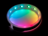RGBpx LED-Ring für ULTITUBE Ausgleichsbehälter, 13 adressierbare LEDs