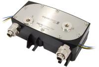 aquacover dual DDC, Deckel für Laing- und Swiftech-Pumpen, G1/4
