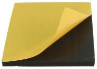 Shoggy Sandwich Bausatz zur Pumpenentkopplung, schwarze Ausführung