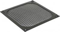 Filtergitter für 120 mm-Lüfter schwarz