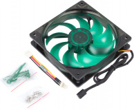Nanoxia Deep Silence Fan 120 - 1000