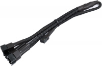 Nanoxia 3-Pin Molex to 4 x 3-Pin Adapter - 30 cm