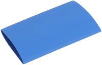 farbiger Schrumpfschlauch 2:1, 4,8 mm, blau (Zuschnitt 0,5m)