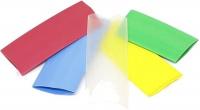 farbiger Schrumpfschlauch 3:1, 19 mm, gelb (Zuschnitt 0,5m)