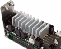 Passive heat sink for aquaero 5 (new version, height approx. 20 mm)