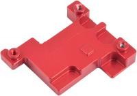 Passivkühler für poweradjust 3, rot