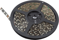 Aqua Computer RGB LED strip, IP65, black, length 500 cm