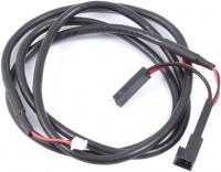 Verbindungskabel Alarmausgang VISION/OCTO zu Mainboard-Powertaster