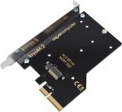 kryoM.2 PCIe 3.0/4.0 x4 adapter for M.2 NGFF PCIe SSD, M-Key