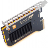 kryoM.2 evo PCIe 3.0/4.0 x4 adapter for M.2 NGFF PCIe SSD, M-Key with passive heatsink