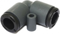 Winkelverbinder plug&cool Kunststoff