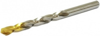 Bohrer profilgeschliffen TiN 2,5 mm für Kernloch M3