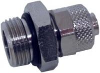 Schlauchverschraubung 10/8 mm G 3/8 mit O-Ring