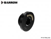Barrow Verschlussschraube G1/4, schwarz