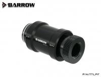 Barrow Schiebeventil G1/4, schwarz