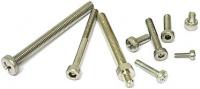 Screw M3 x 8 mm, pan head, cross recess PH, A2
