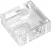 Acrylglasdeckel twinplex Typ G, G1/8