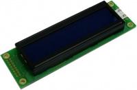 Ersatzdisplay LCD blau/weiss für aquaero 4.00 und 3.07, aquaduct XT mark I/II/III